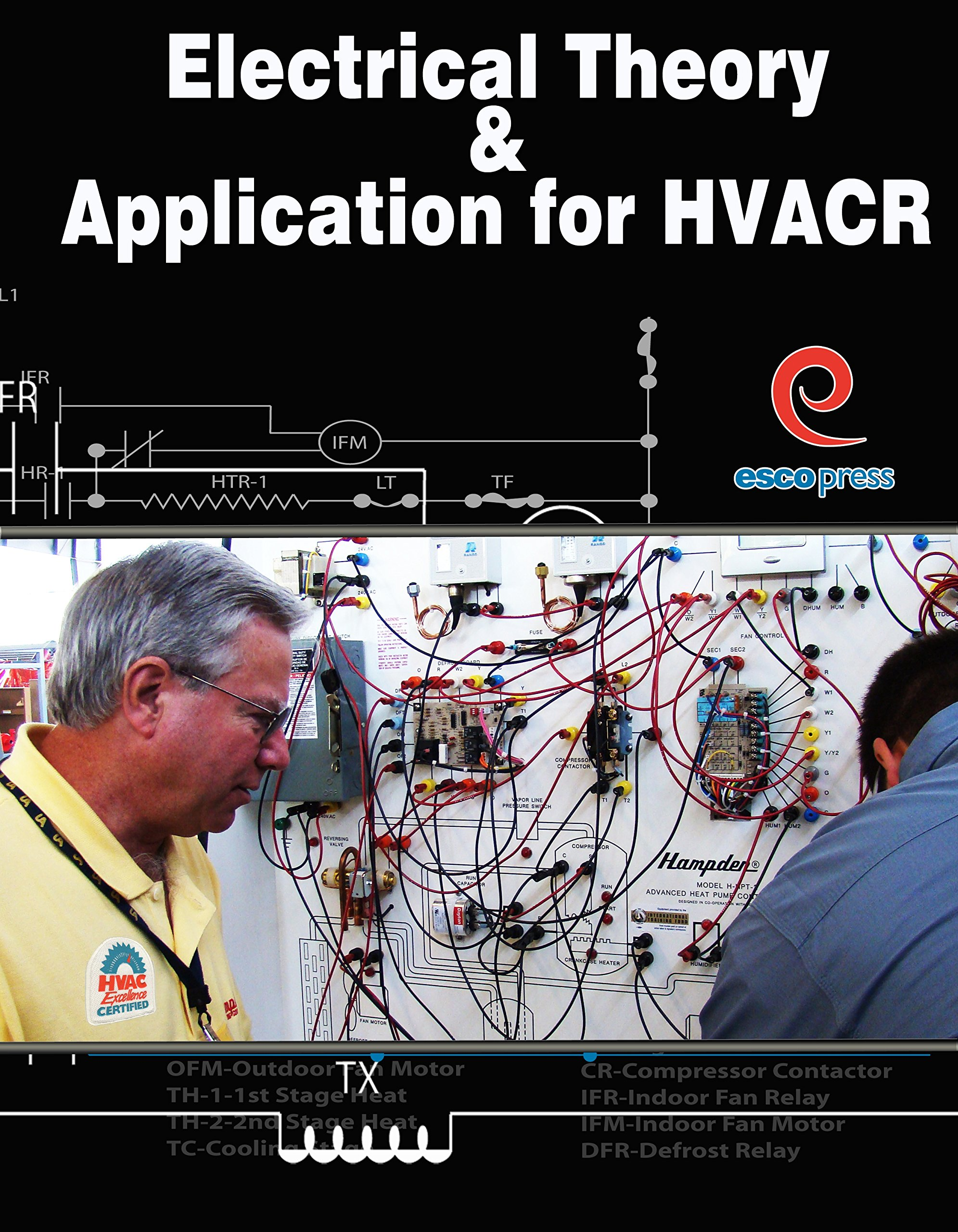 Electrical theory and application for hvacr randy petit earl electrical theory and application for hvacr randy petit earl delatte turner collins esco press 9781930044326 amazon books fandeluxe Images
