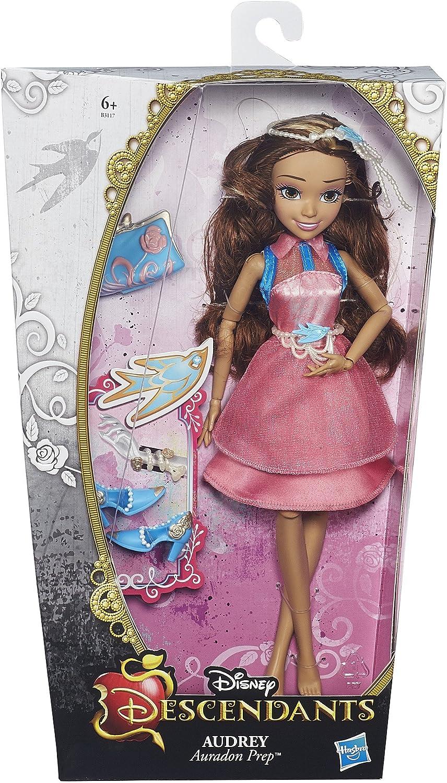 Disney Descendants 3 Audrey Bambola Nuovo e Sigillato