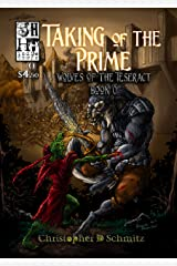 Taking of the Prime (Wolves of the Tesseract) Kindle Edition