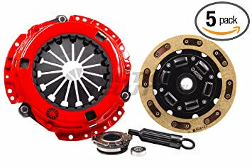 Action Clutch Stage 2 1KS (Kevlar Sprung) Incl. HD Pressure Plate+Bearing