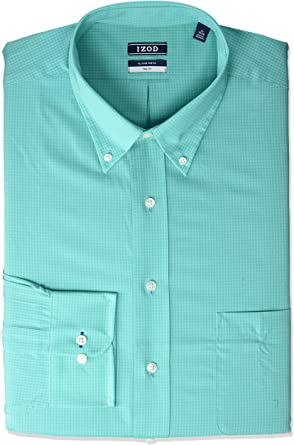 Izod Camisas De Vestir Para Hombre Tallas Grandes Y Altas Amazon Es Ropa Y Accesorios