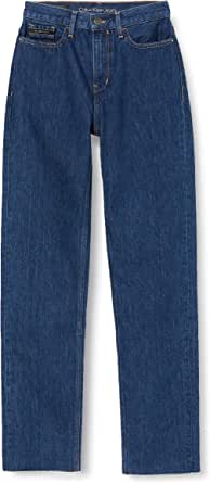 Calvin Klein Women's Straight Leg Denim Jeans