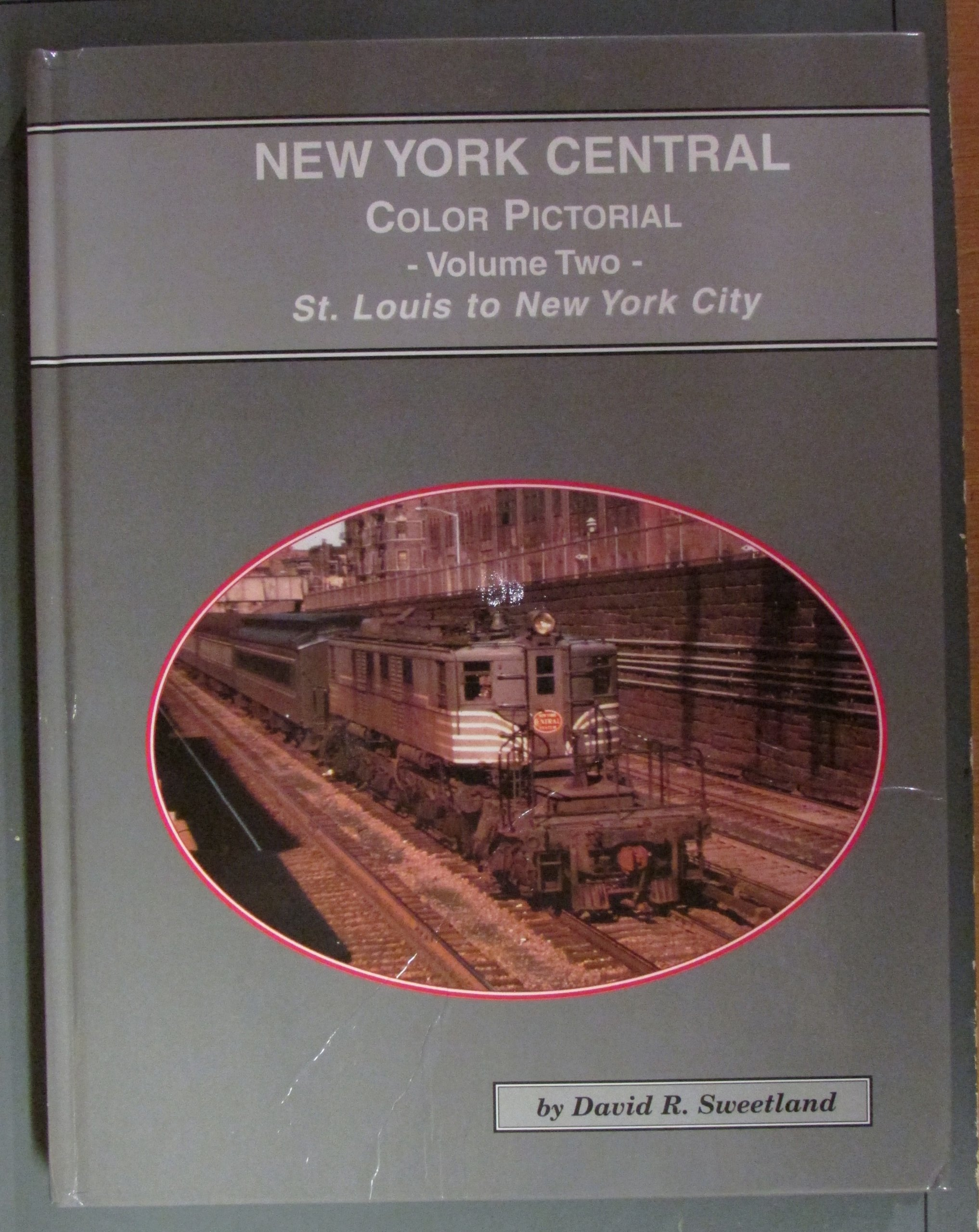 Download New York Central Color Pictorial, Vol. 2: St. Louis to New York City pdf epub