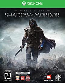 Middle Earth: Shadow of Mordor - Xbox One: Whv     - Amazon com