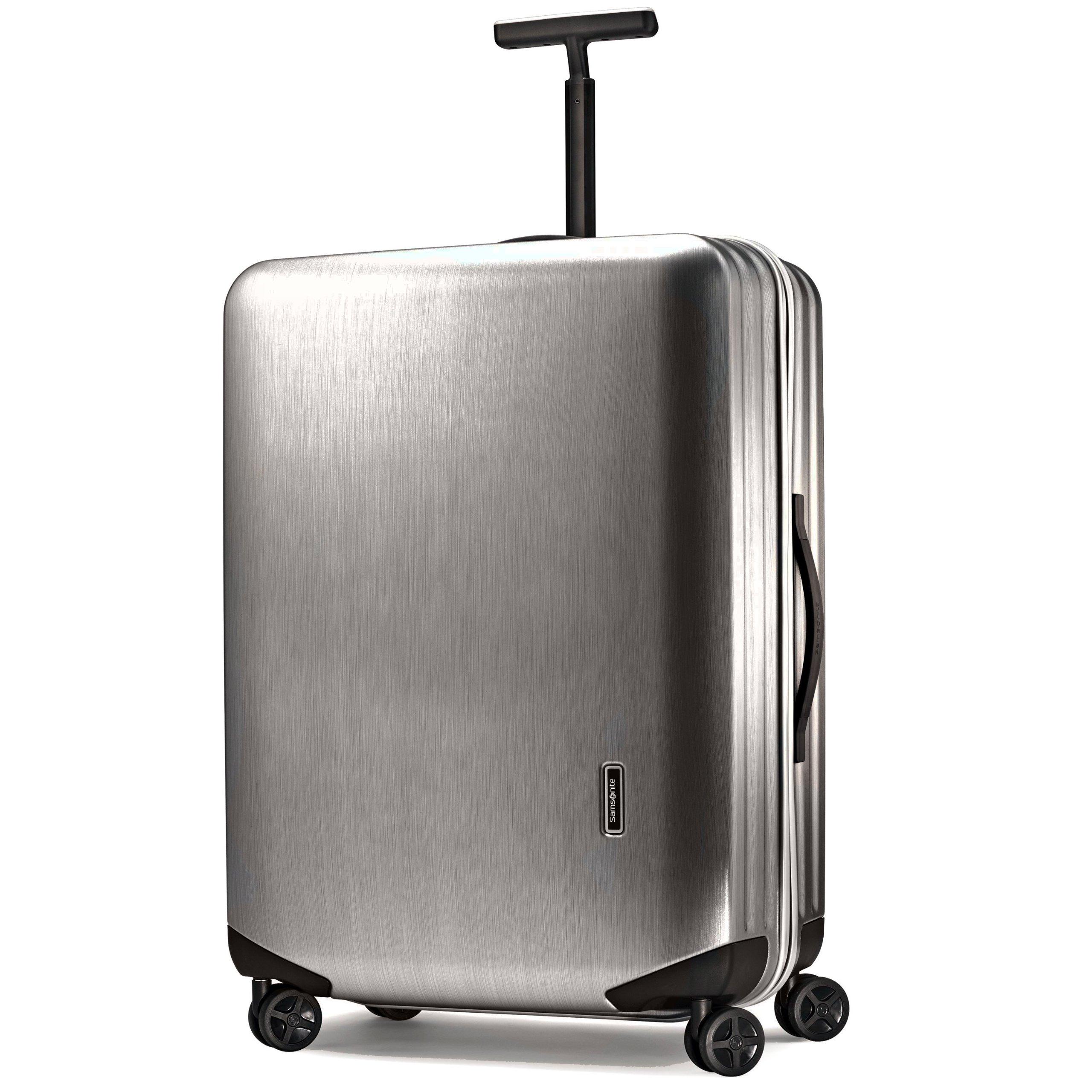 Samsonite Luggage Inova Spinner 30, Metallic Silver, One Size