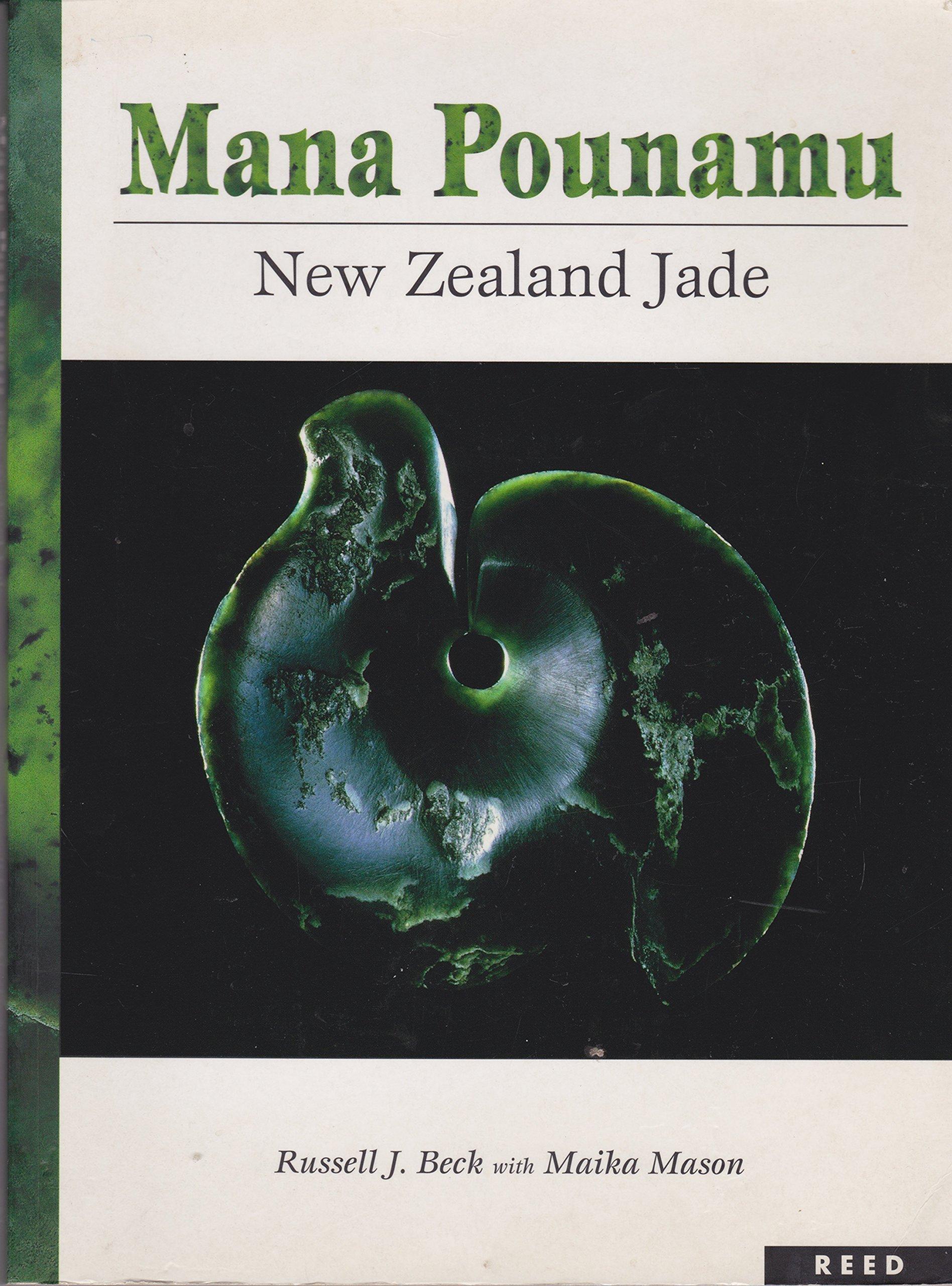 Download Mana Pounamu: New Zealand Jade pdf