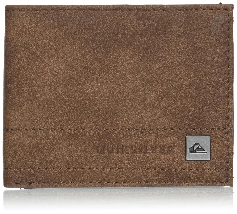 Quiksilver Men's Stitchy Iii Wallet Black EQYAA03690