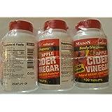 Mason Natural Apple Cider Extra Strength Vinegar Tablets