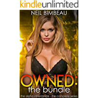 Owned: The Bundle (The Alpha Inheritance The Complete Series)