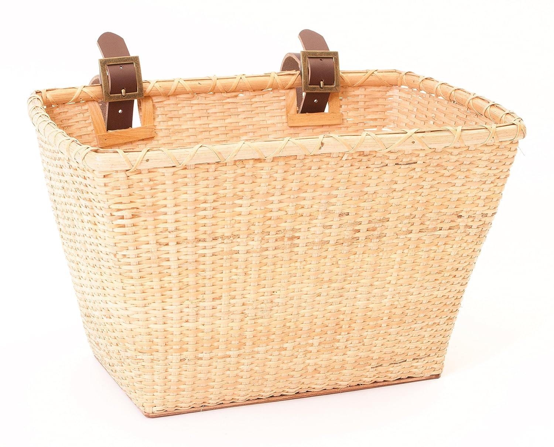 Woven Cane Toto Bike Basket.
