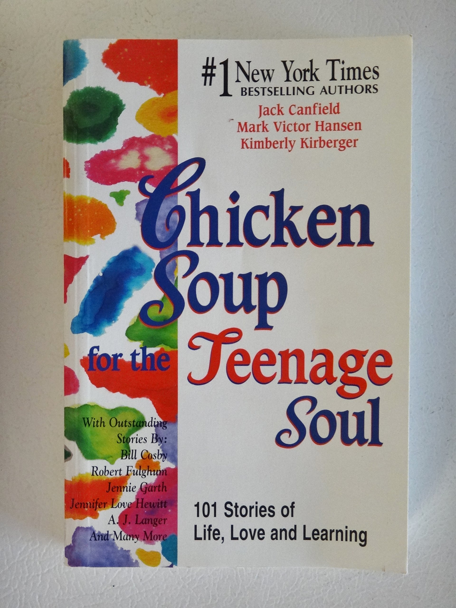 Chicken Soup for the Teenage Soul: Jack Canfield: 9780439078412:  Amazon.com: Books
