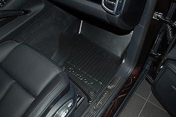Carbox Floor Highline Soporte habitación Carcasa delantera derecha – Porsche Cayenne (92 a) (