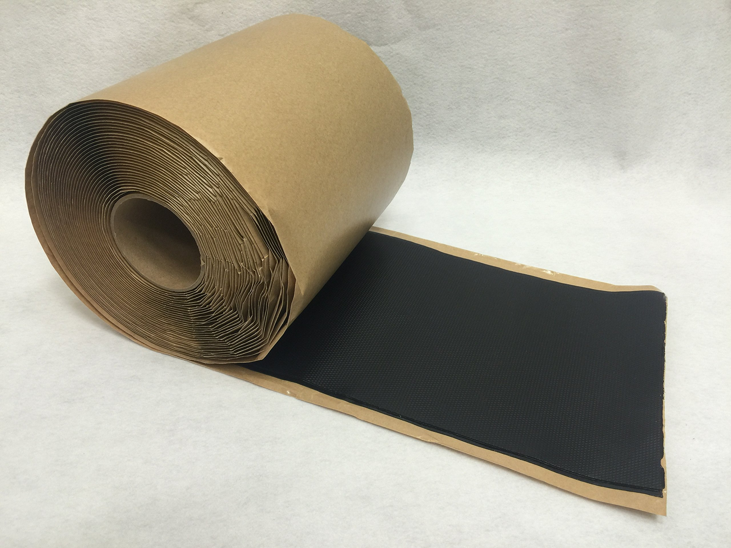 EPDM PEEL AND STICK ROOFING PATCH 9IN X 50FT