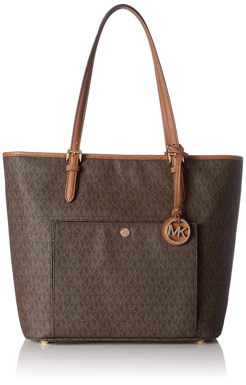 MICHAEL Michael Kors Jet Set Large Saffiano Leather Tote 30S6GTTT3L