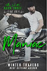 Maniac (Fallen Lords MC Book 3) Kindle Edition