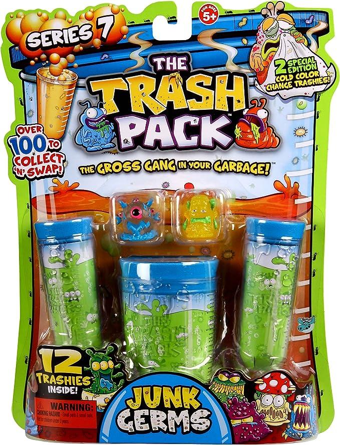 Trash Pack S7 Action Figure by Trash Pack: Amazon.es: Juguetes y juegos