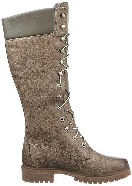 Timberland Damen WOMS PREM 14IN DK Olive Fashion Stiefel
