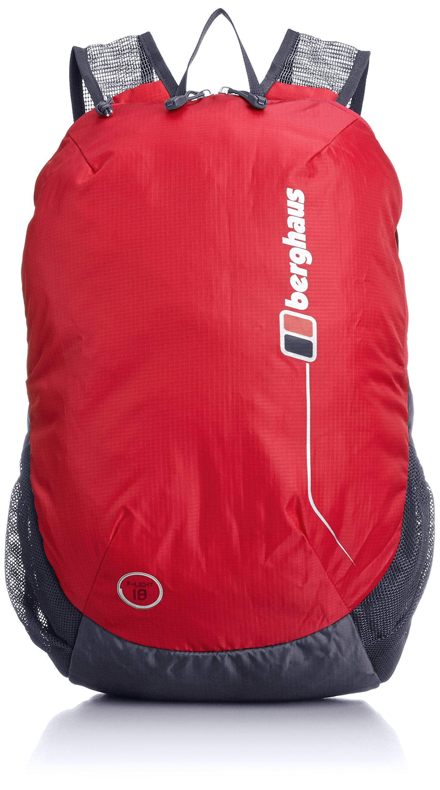 Berghaus F-Light 18 Rucsac - Extreme Red/CARBON, One Size by Berghaus