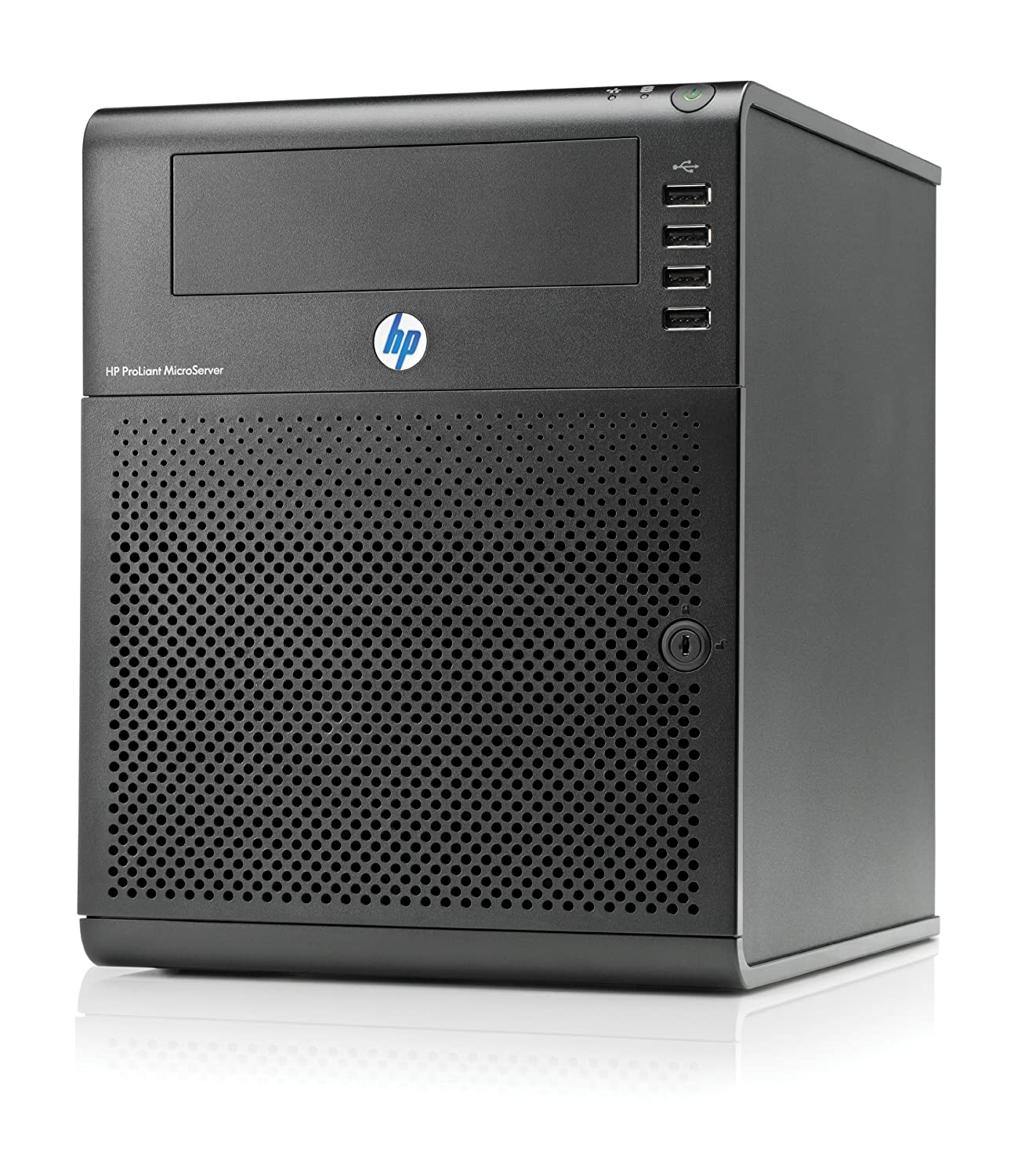 HP ProLiant G7 MicroServer Turion II Neo (N54L) 2 2GHz 2GB-U 250GB SATA (On  Board Graphics) with 150W Power Supply