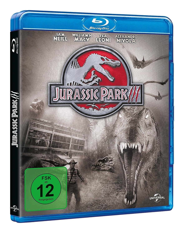 Jurassic Park III - Ultra HD Blu-ray [4k + Blu-ray Disc]
