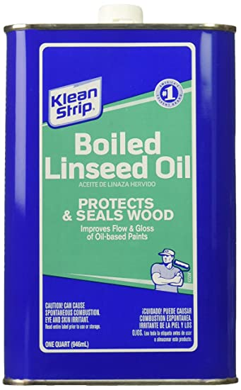 oil msds strip linseed Klean