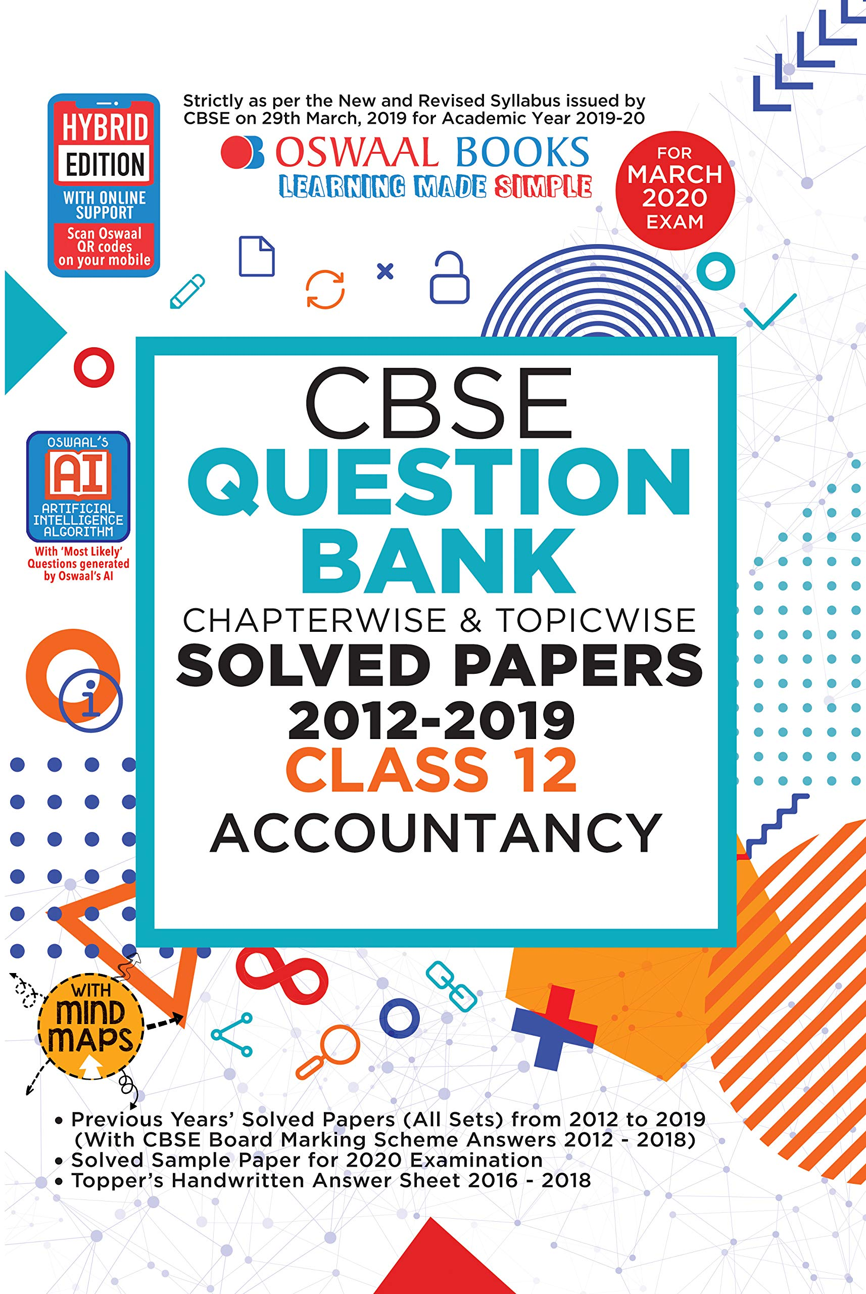 Amazon in: Oswaal Books: CBSE Question Banks 11 - 12