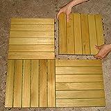 Amazoncom Box of 48 tiles each EasyLink Deck Tile is 12 x 12