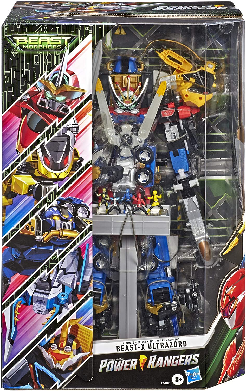 MEGAZORD BRAND NEW Power Rangers Mega Mighties Ultra Figure
