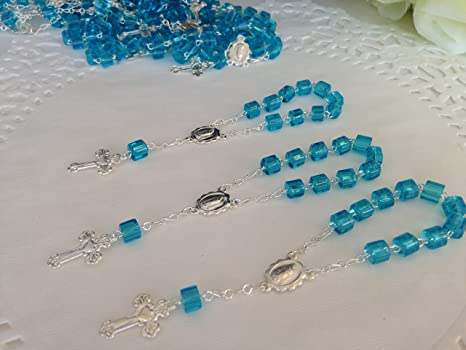 Rosary giveaways baptism