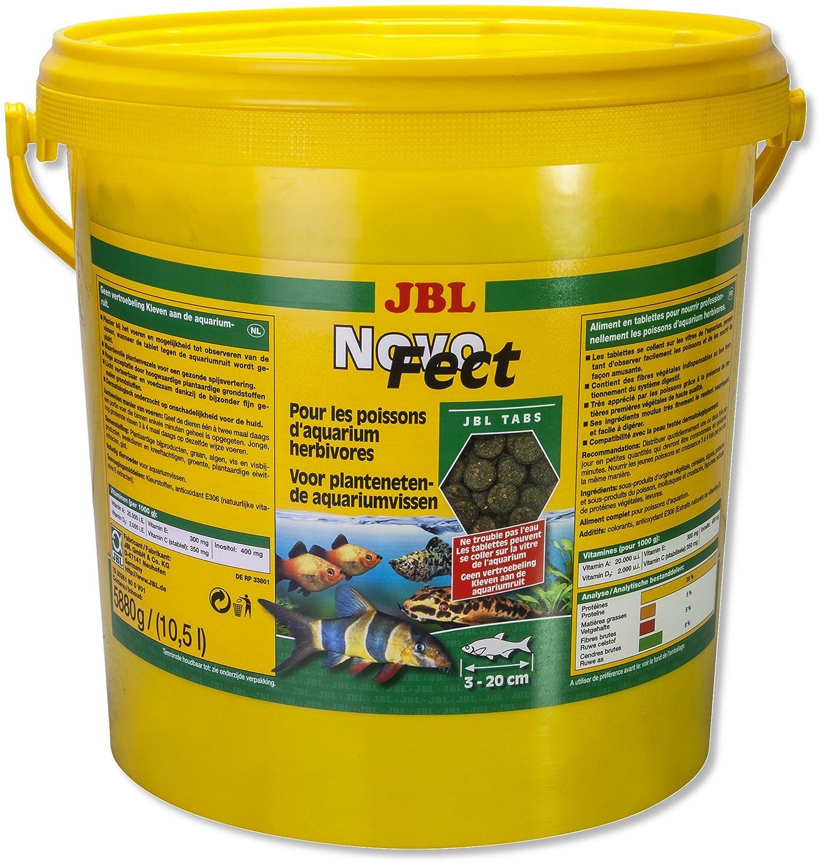 JBL NovoFect 10,5 L Futtertabletten Hafttabletten