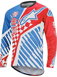 Amazon.com   Alpinestars Men s Drop 2 Long Sleeve Jersey   Clothing acd6e520e