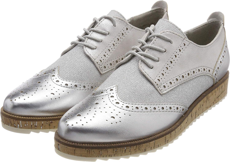 MARCO TOZZI Damen 23726 Brogues: : Schuhe & Handtaschen zPv2z