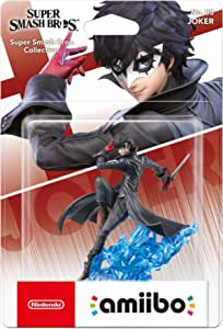 amiibo Super Smash Bros. Character Figure - Joker - Nintendo Switch