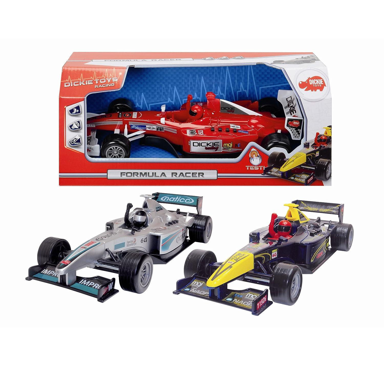 hermoso SIMBA F1 coche coche coche con sonidos 203764000 Auto Juego masculino bebé de juguete de Bimbo 129  connotación de lujo discreta