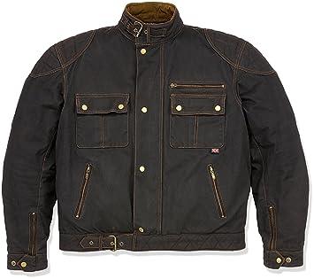 Bores Trophy Pro 1 Classic Cera Chaqueta Negra Hombre textil Chaqueta, Negro, Tamaño 2 X L: Amazon.es: Coche y moto