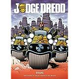 Judge Dredd Origins