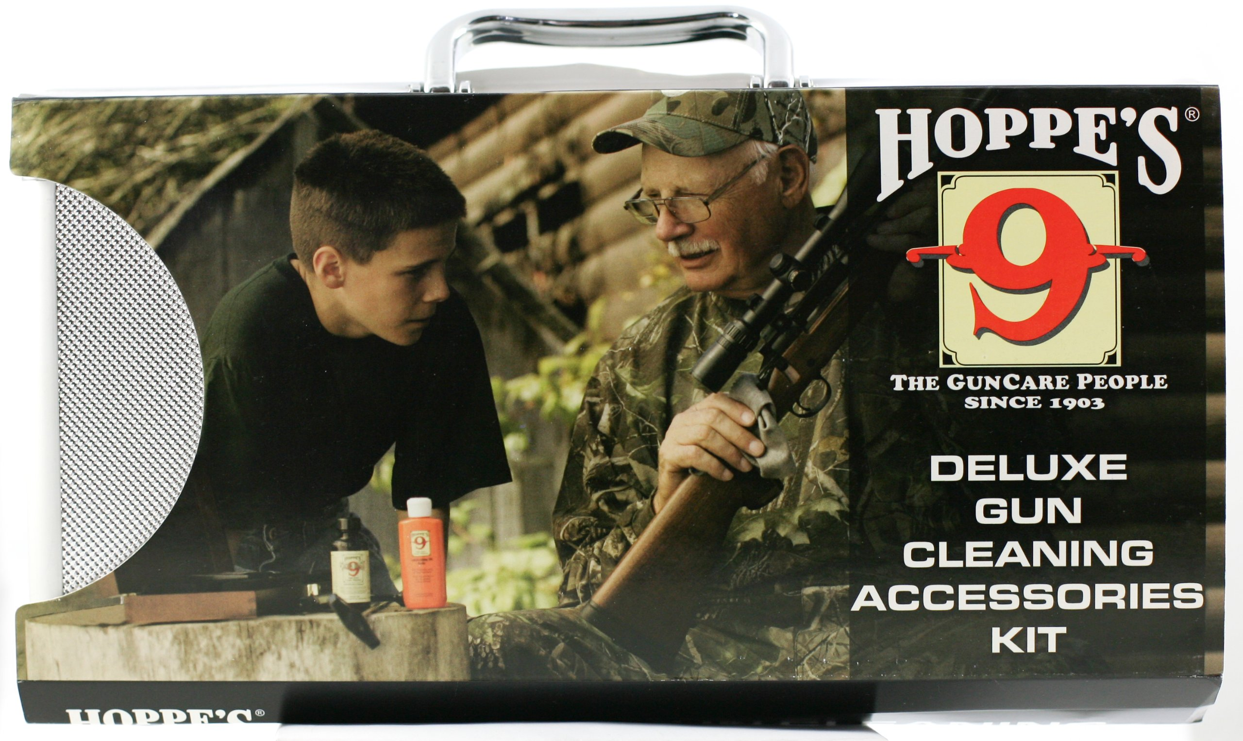 Hoppe's Deluxe Gun Cleaning Accessory Kit by Hoppe's (Image #2)