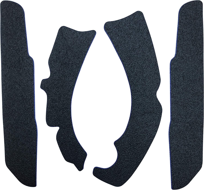 Fits Yamaha YZ250FX 2020 4 Piece Set Frame Grip Tape Guards Core Grip