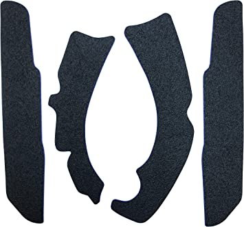 Frame Grip Tape Guards Fits Yamaha YZ250F 2019-2020 Core Grip 2 Piece Set