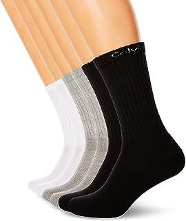 calvin klein stripe crew top ankle socks