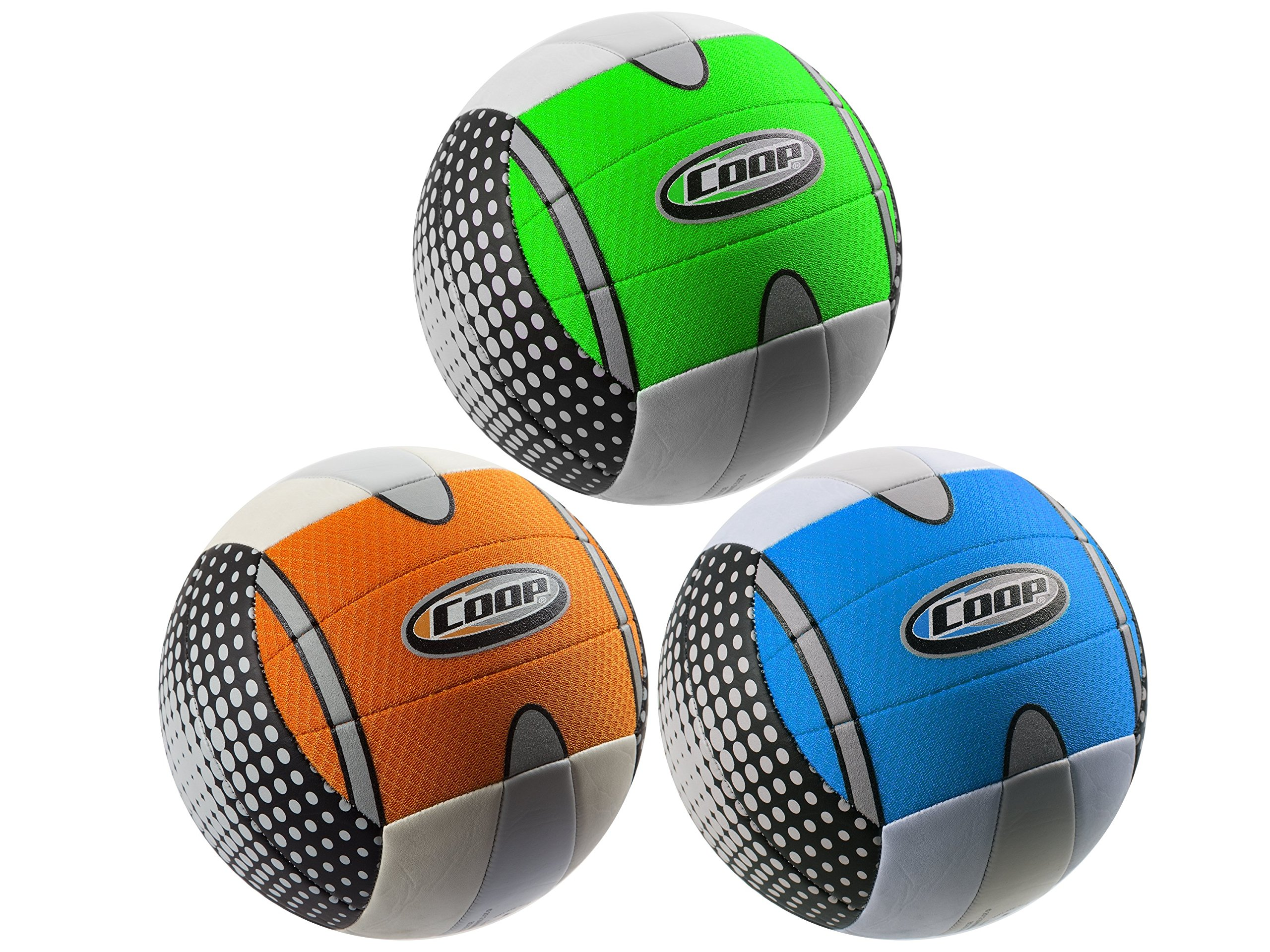 COOP Turbine Volleyball, Colors May Vary