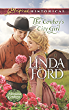 The Cowboy's City Girl (Montana Cowboys)