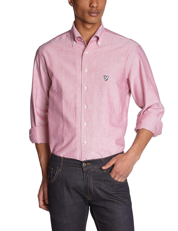 Cremieux Herren Business Hemd, Uni
