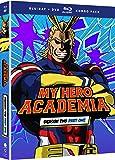 My Hero Academia - Season Two Part One [Blu-ray + DVD + Digital]
