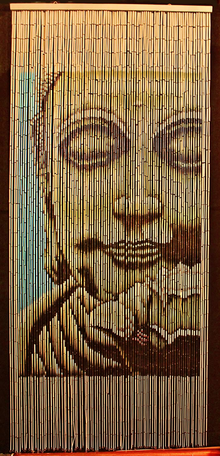 Fabulous Bamboo Beaded Curtain Buddha Doorway Room Divider 90 Sreands Nt Bb 01 Download Free Architecture Designs Itiscsunscenecom