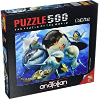 Anatolian - 3585 Derinlerde Selfie 500 Parça Puzzle