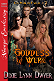 Goddess of Were [The Men of Five-O #7] (Siren Publishing Menage Everlasting)