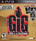 Power Gig: Rise Of The SixString - PlayStation 3 Standard Edition