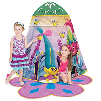 Playhut Rockin Trolls Play Tent  sc 1 st  Amazon.com : playhut luxury house play tent - memphite.com