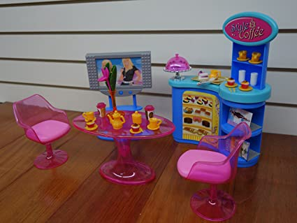 2918 My Fancy Life Cafe Gloria,Barbie Size Doll House Furniture//